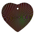 Spiral-Abnorm%2001-601877 Ornament (Heart)