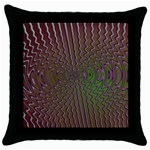 Spiral-Abnorm%2001-601877 Throw Pillow Case (Black)