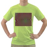 Spiral-Abnorm%2001-601877 Green T-Shirt