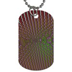 Spiral-Abnorm%2001-601877 Dog Tag (One Side)