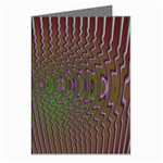 Spiral-Abnorm%2001-601877 Greeting Cards (Pkg of 8)