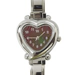 Spiral-Abnorm%2001-601877 Heart Italian Charm Watch