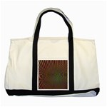 Spiral-Abnorm%2001-601877 Two Tone Tote Bag