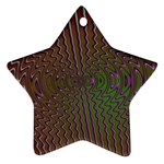 Spiral-Abnorm%2001-601877 Star Ornament (Two Sides)