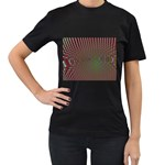 Spiral-Abnorm%2001-601877 Women s Black T-Shirt