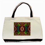 Toxic_Wave-838095 Classic Tote Bag (Two Sides)