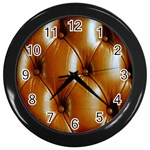 wallpaper_15630 Wall Clock (Black)