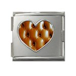 wallpaper_15630 Mega Link Heart Italian Charm (18mm)