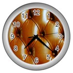 wallpaper_15630 Wall Clock (Silver)