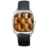 wallpaper_15630 Square Metal Watch