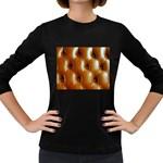wallpaper_15630 Women s Long Sleeve Dark T-Shirt