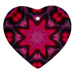 X_Red_Party_Style-777633 Ornament (Heart)