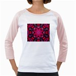 X_Red_Party_Style-777633 Girly Raglan