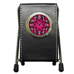 X_Red_Party_Style-777633 Pen Holder Desk Clock