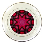 X_Red_Party_Style-777633 Porcelain Plate