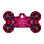 X_Red_Party_Style-777633 Dog Tag Bone (Two Sides)
