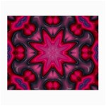 X_Red_Party_Style-777633 Glasses Cloth (Small, Two Sides)