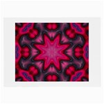 X_Red_Party_Style-777633 Glasses Cloth (Large, Two Sides)