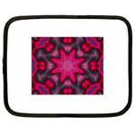 X_Red_Party_Style-777633 Netbook Case (XL)