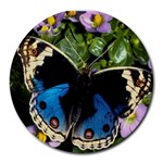 butterfly_4 Round Mousepad