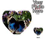 butterfly_4 Multi-purpose Cards (Heart)