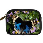 butterfly_4 Digital Camera Leather Case