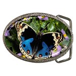 butterfly_4 Belt Buckle