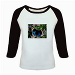 butterfly_4 Kids Baseball Jersey