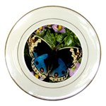 butterfly_4 Porcelain Plate