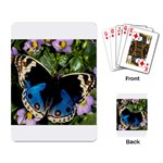 butterfly_4 Playing Cards Single Design