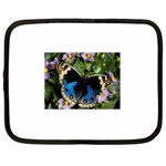 butterfly_4 Netbook Case (Large)