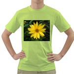 wallpaper_14089 Green T-Shirt