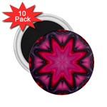 X_Red_Party_Style-777633 2.25  Magnet (10 pack)