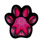 X_Red_Party_Style-777633 Magnet (Paw Print)