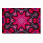 X_Red_Party_Style-777633 Postcard 4 x 6  (Pkg of 10)
