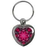 X_Red_Party_Style-777633 Key Chain (Heart)