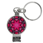 X_Red_Party_Style-777633 Nail Clippers Key Chain
