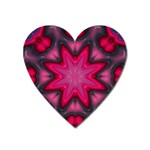 X_Red_Party_Style-777633 Magnet (Heart)