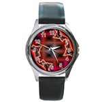 XtrStylez-565483 Round Metal Watch