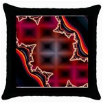XtrStylez-565483 Throw Pillow Case (Black)