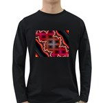 XtrStylez-565483 Long Sleeve Dark T-Shirt