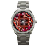 XtrStylez-565483 Sport Metal Watch