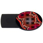 XtrStylez-565483 USB Flash Drive Oval (4 GB)