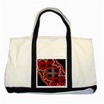 XtrStylez-565483 Two Tone Tote Bag