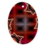 XtrStylez-565483 Oval Ornament (Two Sides)