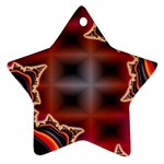 XtrStylez-565483 Star Ornament (Two Sides)