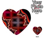 XtrStylez-565483 Multi-purpose Cards (Heart)