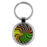 hippy-550591 Key Chain (Round)