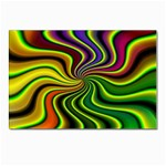 hippy-550591 Postcard 4 x 6  (Pkg of 10)