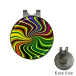 hippy-550591 Golf Ball Marker Hat Clip